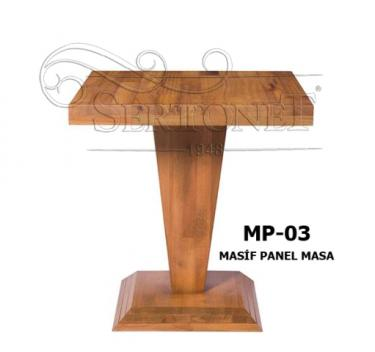 MP-03 CAFE MASA MODELLERİ